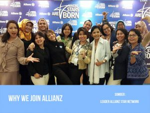 Why We Join Allianz