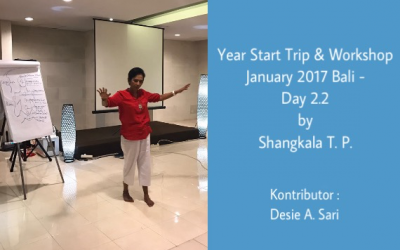Year Start Trip & Workshop January 2017 Bali – Day 2.2 by Shangkala