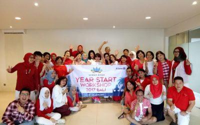 Gemah Ripah Year Start Trip & Workshop January 2017 Bali – Day 2