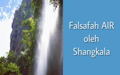 Falsafah Air oleh Shangkala