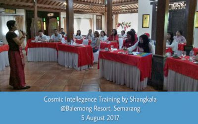 Cosmic Intellegence by Shangkala