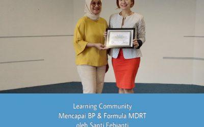 Formula MDRT dan Mencapai BP (Business Patner)